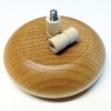 Axle Sleeve No Jive Yo-Yo – Wooden